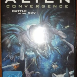 Alien Convergence - Battle in the Sky DVD