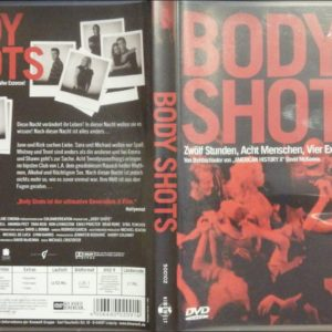 Body Shots DVD