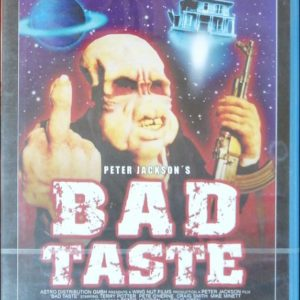Bad Taste DVD-Neu