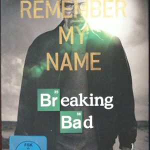Breaking Bad - Die Finale Season auf DVDs