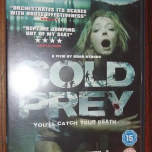 Cold Prey DVD Original