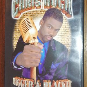 Chris Rock - Bigger & Blacker DVD Englisch