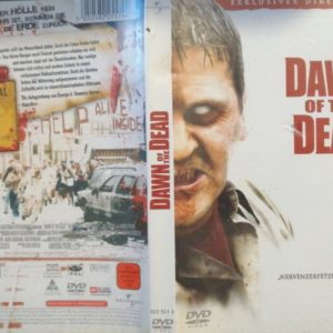 Dawn of the Dead (Exclusive Director's Cut) DVD