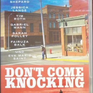 Don't Come Knocking DVD - Neu