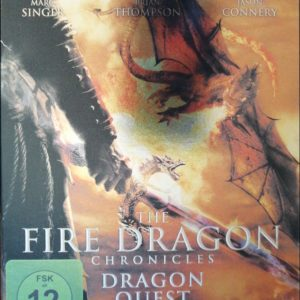 The Fire Dragon Chronicles – Dragon Quest Blu-ray