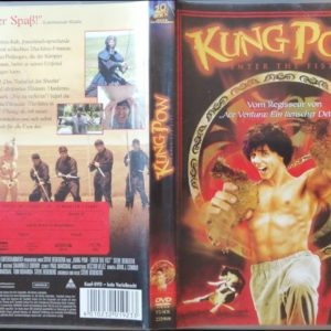 Kung Pow - Enter the Fist DVD