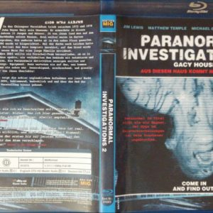 Paranormal Investigations 2 – Gacy House Blu-ray