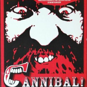 Cannibal - The Musical DVD