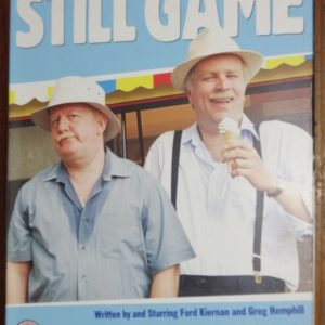 Still Game - The Complete Series 6 DVD Englisch