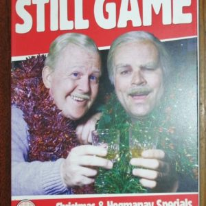 Still Game Christmas and Hogmanay Specials - Englisch DVD