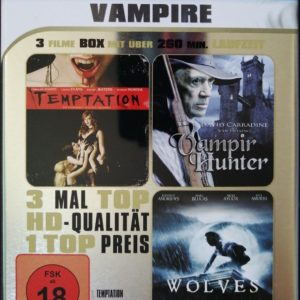 Vampire - Metallbox-Edition (3 Filme Blu-ray)