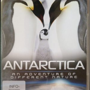 Antarctica - An Adventure of a Different Nature DVD - Neu