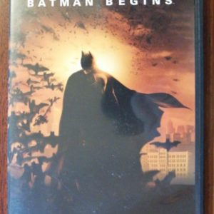 Batman Begins (2 Disc Special Edition) DVD