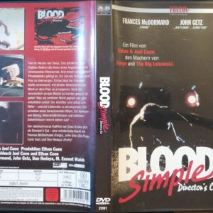 Blood Simple - Director's Cut DVD