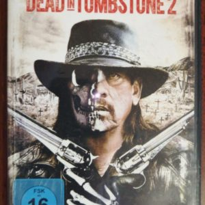 Dead in Tombstone 2 DVD