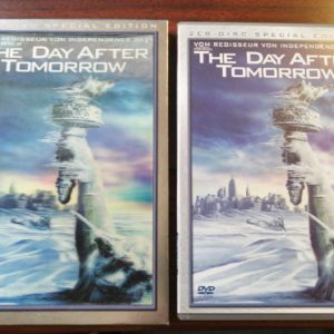 The Day After Tomorrow (2er-Disc Special Edition) DVD