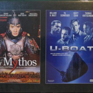Der Mythos + U Boot (Widescreen Collection) DVD