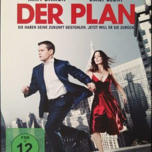 Der Plan (Blu-ray + Digital Copy)