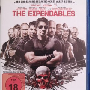 The Expendables (Special Edition) Blu-ray