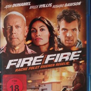 Fire with Fire Blu-ray