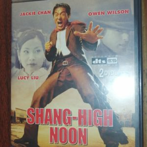 Shang-High Noon (Platinum Edition 2 DVDs)