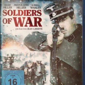 Soldiers of War Blu-ray
