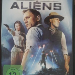 Cowboys & Aliens DVD B