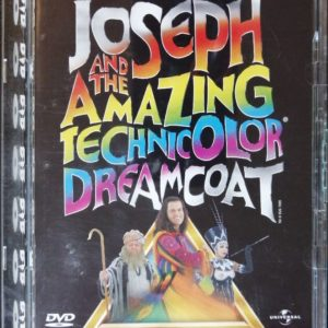 Joseph and the Amazing Technicolor Dreamcoat DVD B