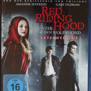 Red Riding Hood - Unter dem Wolfsmond (Extended Cut) Blu-ray B