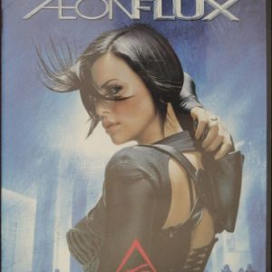 Aeon Flux (Paramount Collection) DVD D