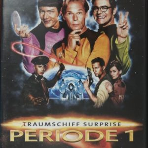 (T)Raumschiff Surprise - Periode 1 (2 DVDs) C