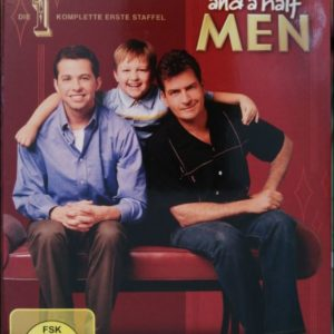 Two and a Half Men Staffel 1 auf DVD B