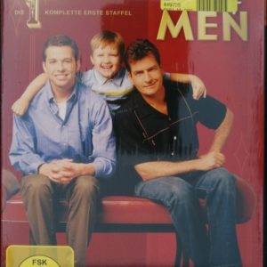Two and a Half Men Staffel 1 auf DVD - Neu A