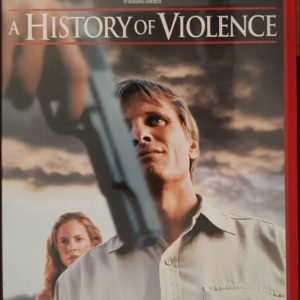 A History of Violence DVD B