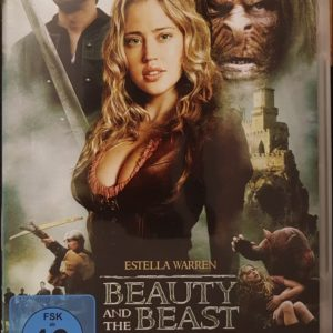 Beauty and the Beast DVD B