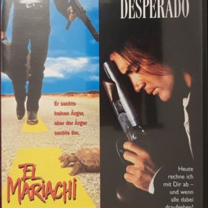 El Mariachi + Desperado (Collector´s Edition) DVD D