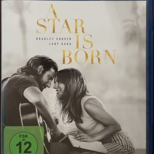 A Star Is Born Blu-ray B