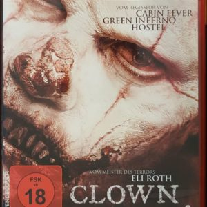 Clown - Uncut Blu-ray C