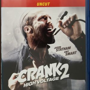 Crank 2: High Voltage (Uncut) Blu-ray C