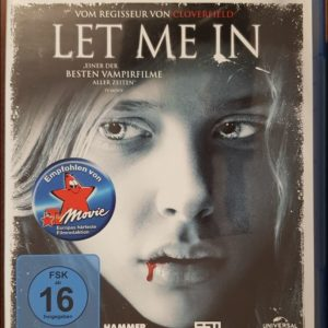Let Me In Blu-ray C