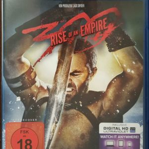 300: Rise of an Empire (Blu-ray + Digital HDUV) C