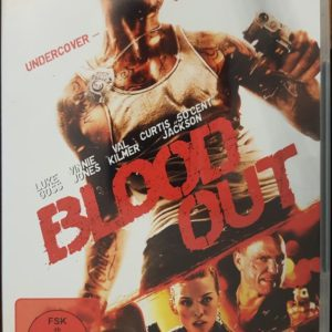 Blood Out DVD B