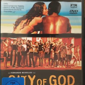 City of God (2 DVDs) C
