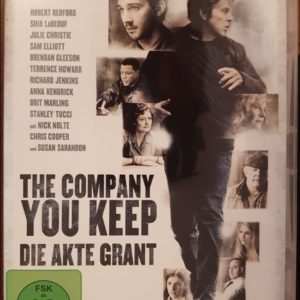 The Company You Keep - Die Akte Grant DVD C