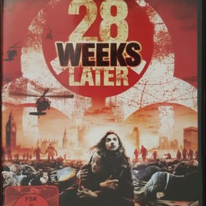 28 Weeks Later DVD C