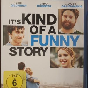 It´s Kind of a Funny Story Blu-ray B
