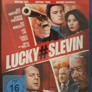 Lucky Number Slevin Blu-ray B