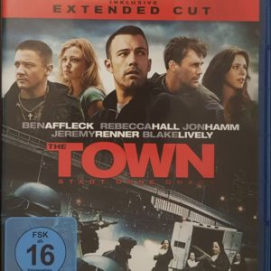 The Town - Stadt ohne Gnade Blu-ray B
