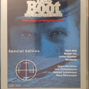 Das Boot - The Director´s Cut (Special Edition) DVD C