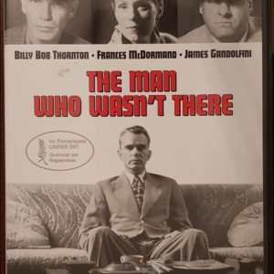 The Man Who Wasn´t There DVD C